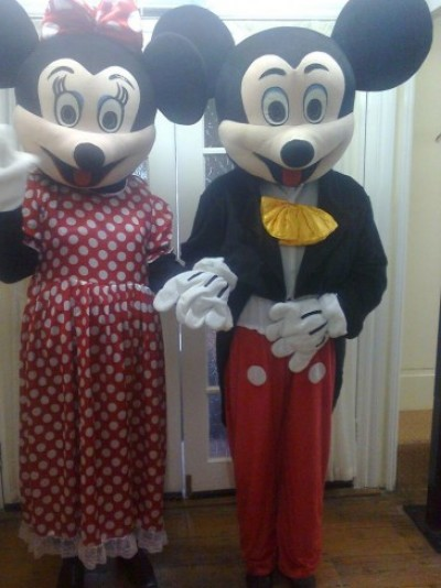 Mickey and Minnie & Disney Costume Hire Mayo Costume Hire Ireland Costumes Ireland ...